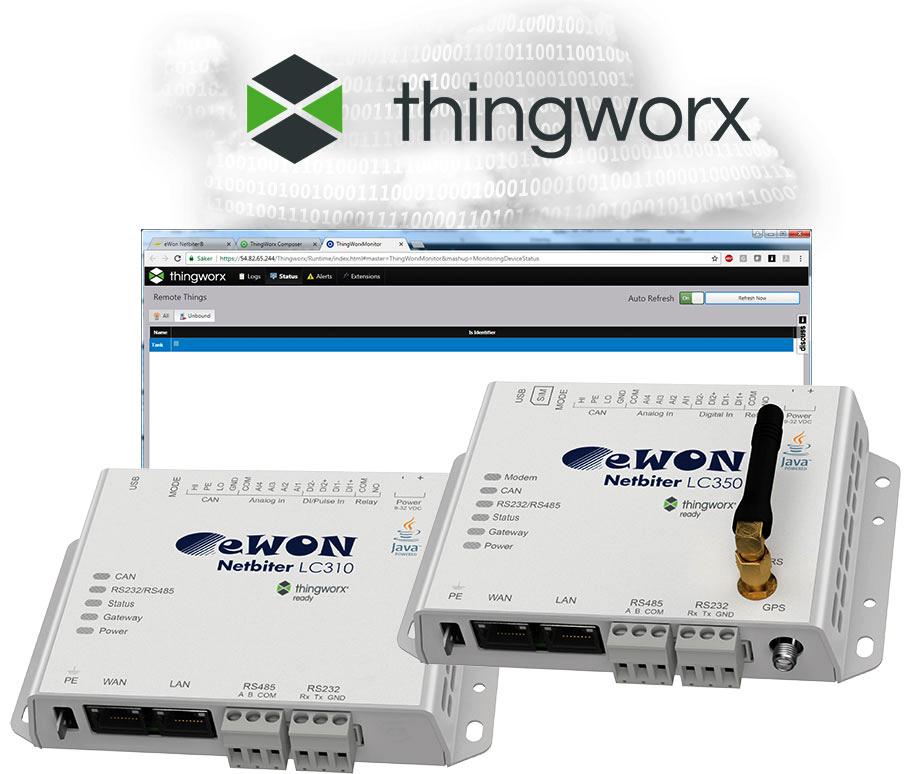 BulgarianIndustry::PRODUCTS Gateway eWON Netbiter LC